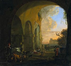 RIJKS: Jan Asselijn: painting 1652
