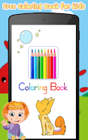 Screenshot of Coloring Book 2 (lite)