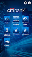 Screenshot of Citibank Indonesia