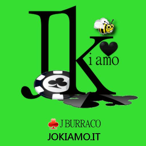 纸牌のJBURRACOのburraco LOGO-HotApp4Game