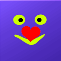 Purple ME Crazy Home icon