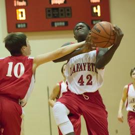 by Ricky Stevens - Sports & Fitness Basketball