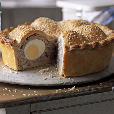 Scotch Egg Pie