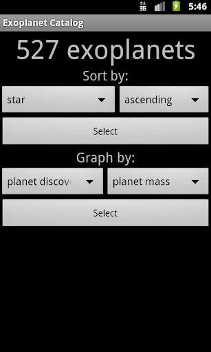 Exoplanet Catalog