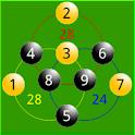 Circle Math Puzzle Free icon