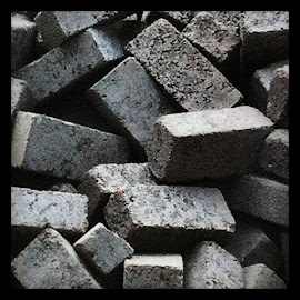 # brickilicious by Elana Mckivergan - Artistic Objects Still Life ( brickporn, bricks, texturextreme, ilovetexture, photowall, fabshots, favshots, eclectic_photos, textureporn, textureobsession, bicktastic )