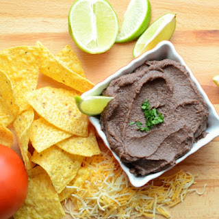 "Healthy Whipped ""re-fried"" Beans"