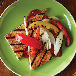 Spice-Rubbed Tofu Steaks