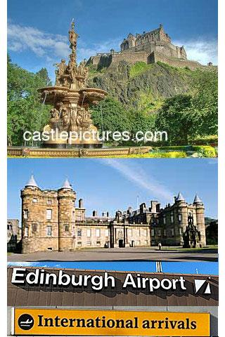 Travel to Edinburgh