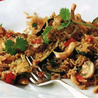 Basmati Chicken Pilaf