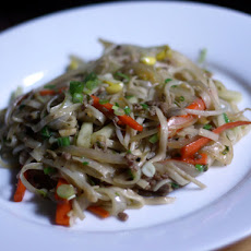 Dinner Tonight: Everyday Fried Noodles (Tian Tian Chao Mian)