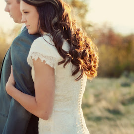 Beginnings . . . by Kristin Klein - Wedding Bride & Groom