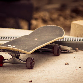 skateboard by Alec Ogle - Sports & Fitness Skateboarding
