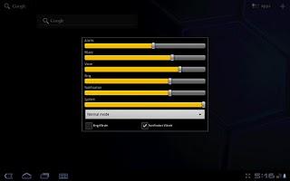 Screenshot of Audio Volume Mixer