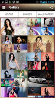Screenshot of Sunny Leone Official App