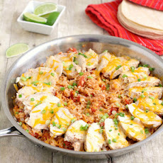 Fiesta Chicken and Rice