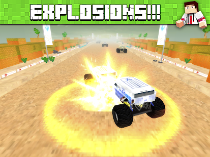 Offroad Monster Truck Racing - screenshot