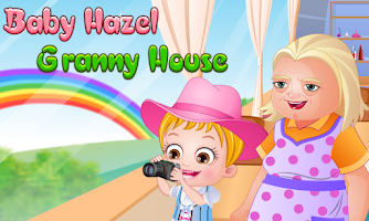 Screenshot of Baby Hazel Granny House