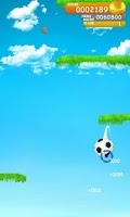 Screenshot of Kick The Ball