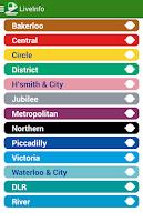Screenshot of NAVITIME Transit - London UK