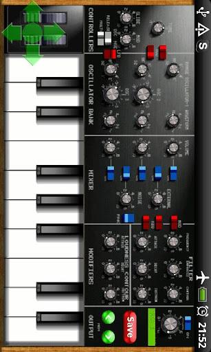 Mini Synthesizer