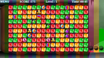 Screenshot of Cube Crush
