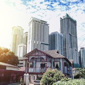 Village In The City by Syafizul  Abdullah - Instagram & Mobile iPhone