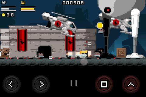 Gunslugs - screenshot