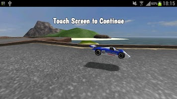 Screenshot of Tiny Little Racing Demo