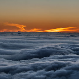 New Dawn by Alexandre Maio - Landscapes Cloud Formations