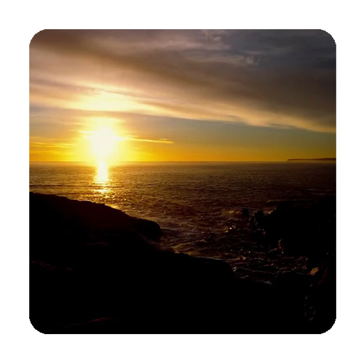 解謎App|日没3D壁紙 1 LOGO-3C達人阿輝的APP