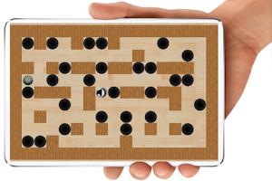 Screenshot of Wooden Labyrinth - 101 Levels