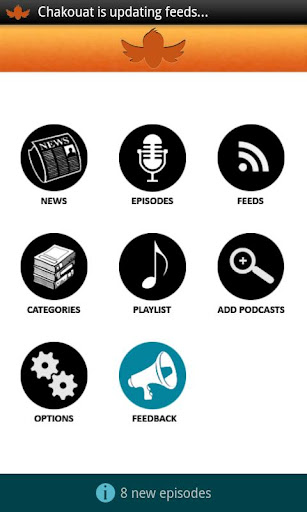 Chakouat podcast manager PRO