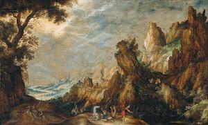RIJKS: Kerstiaen de Keuninck: painting 1625