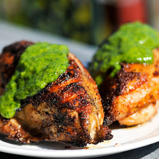 Spanish Spice-Rubbed Chicken Breasts