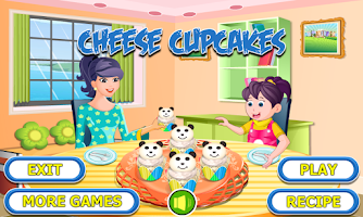 Screenshot of Cheese Cupcakes