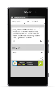 All Language Translator - screenshot