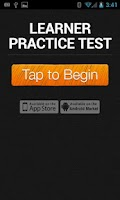Screenshot of Learners Practice Test | QLD