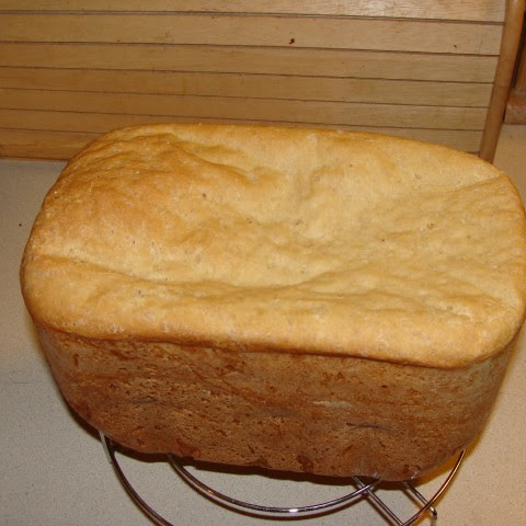 Bread Machine English Muffin Loaf
