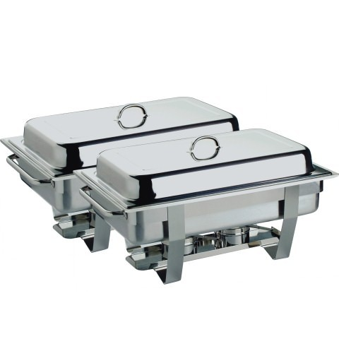 Twin Pack Chafing Dish