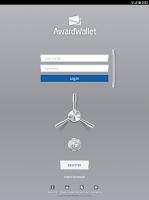 Screenshot of AwardWallet