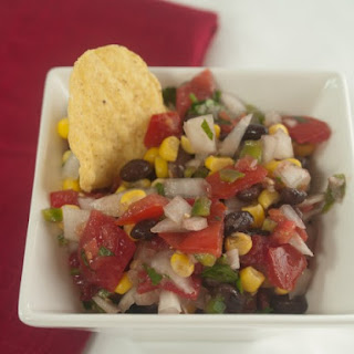 Texas Corn 'n' Black Bean Salsa
