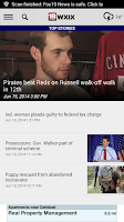 Screenshot of WXIX FOX19 News
