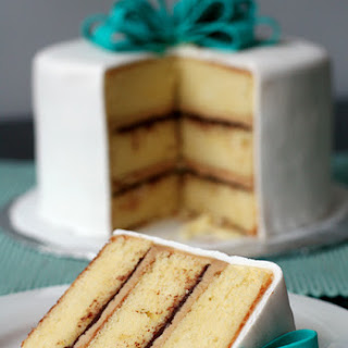 Vanilla Cake With Chocolate Filling Recipes