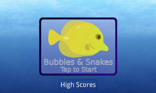 Bubbles Snakes