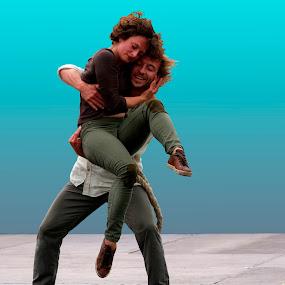 Chrysalis (Dancers #89) by Robert Wake - People Professional People ( female, art, male, couple, professional, dancer,  )