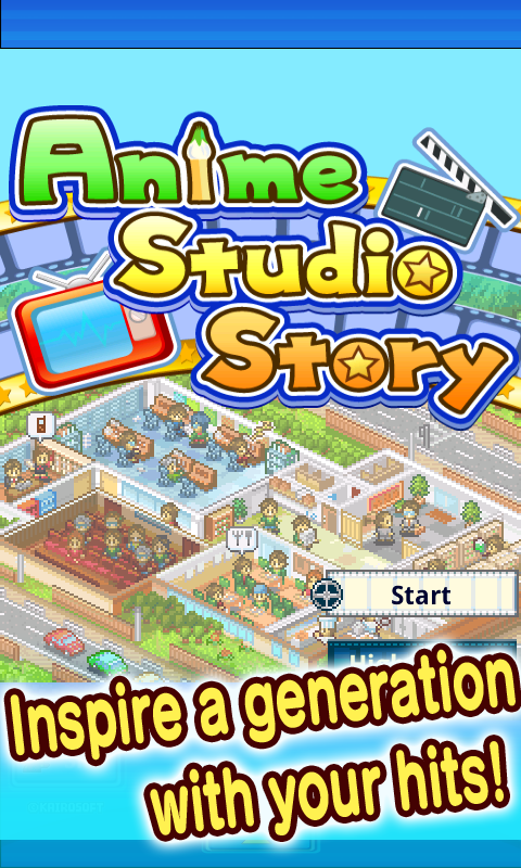 Anime Studio Story Screenshot 18