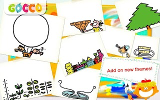 Screenshot of Gocco Doodle Lite - Draw&Share