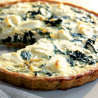 Quiche With Goat Cheese Recipes