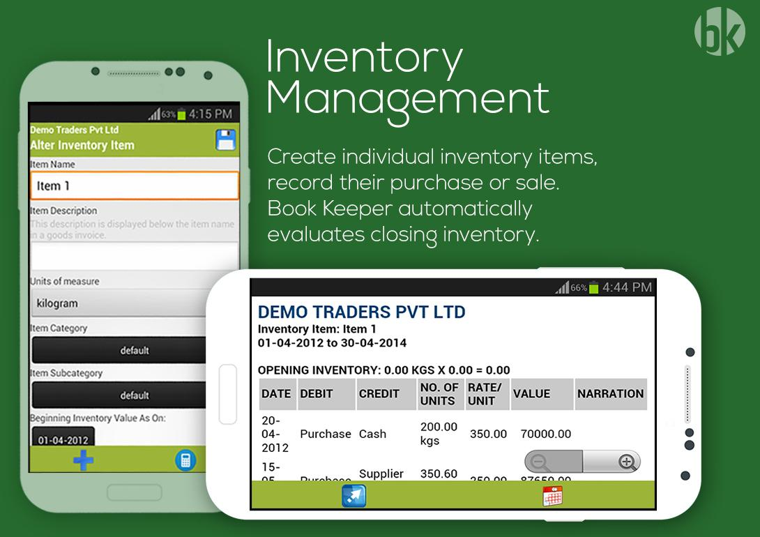 Book Keeper Accounting+Invoice Screenshot 10